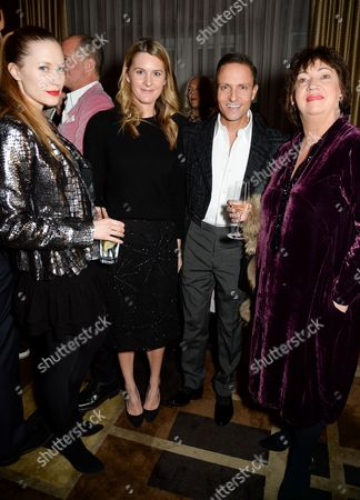 Guest, Kinvara Balfour, Ken Fulk and Paula Fitzherbett
