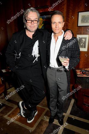 David Downton and Ken Fulk