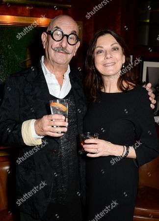 Editorial picture of 'Mr. Ken Fulk's Magical World' Book Launch, Cocktail Party, London, UK - 28 Jan 2017