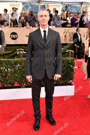 Editorial photo of The 23rd Annual Screen Actors Guild Awards, Arrivals, Los Angeles, USA - 29 Jan 2017