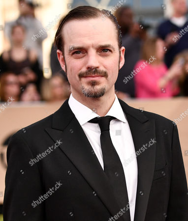 Editorial image of The 23rd Annual Screen Actors Guild Awards, Arrivals, Los Angeles, USA - 29 Jan 2017