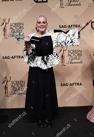 Editorial picture of The 23rd Annual Screen Actors Guild Awards, Press Room, Los Angeles, USA - 29 Jan 2017