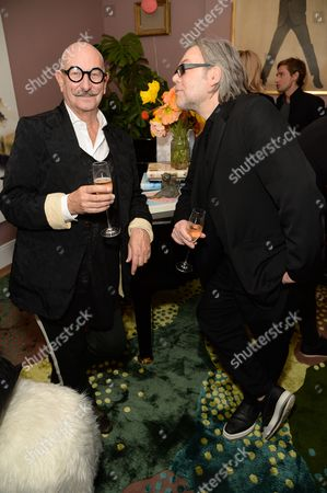 Tony Glenville and David Downton