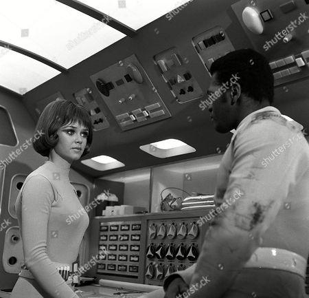 'UFO' - 'Computer Affair' - Gabrielle Drake and Harry Baird