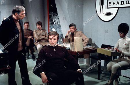 'UFO' - 'Court Martial' - Vladek Sheybal and Michael Billington