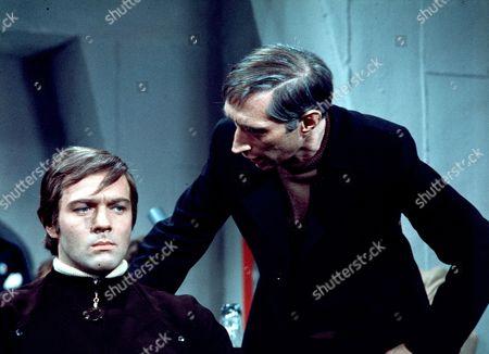 'UFO' - 'Court Martial' - Michael Billington and Vladek Sheybal