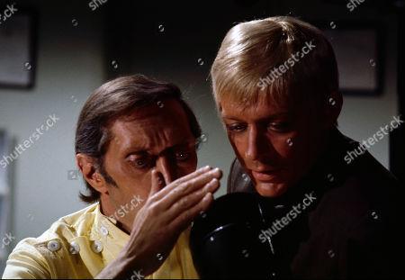 UFO - Court Martial - Vladek Sheybal and Ed Bishop