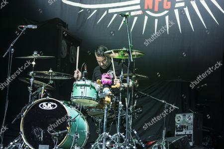 New Found Glory - Ian Grushka