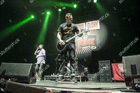 New Found Glory - Chad Gilbert