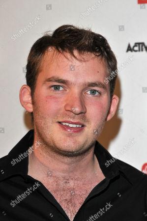 Matt Littler from Hollyoaks
