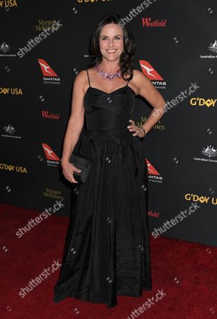 Editorial picture of G'Day USA Gala, Arrivals, Los Angeles, USA - 28 Jan 2017