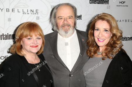 Lesley Nicol, David Keith Heald, Phyllis Logan