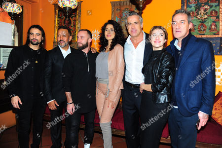 Editorial picture of 'Siddhartha' press conference, Milan, Italy - 27 Jan 2017