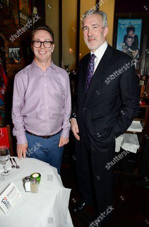 Stewart Moss and Jeremy King