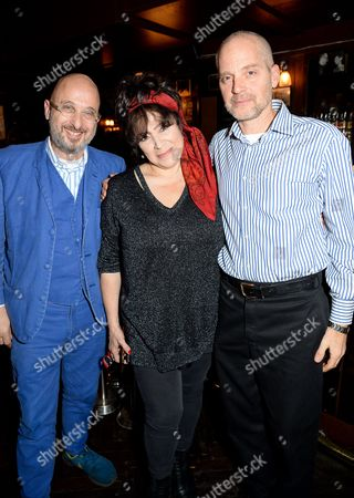 Jon Spiteri, Harriet Thorpe and Lord Young