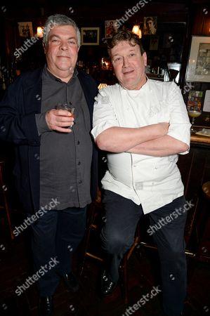Simon Hopkinson and Rowley Leigh