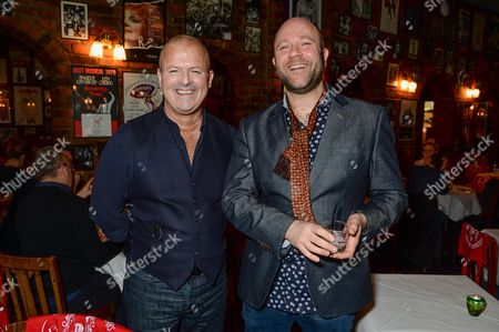 Tim Healy and Lawrence Hartley