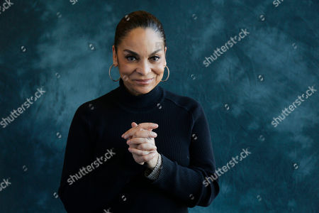 """This, photo shows actress Jasmine Guy in New York to promote her BET drama """"The Quad."""" The series premieres Wednesday, Feb. 1"""