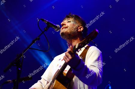Stock Photo of King Creosote - Kenny Anderson