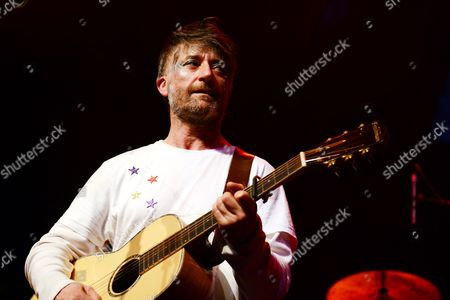 Stock Picture of King Creosote - Kenny Anderson