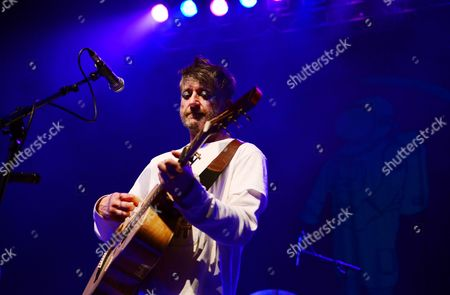 Stock Image of King Creosote- Kenny Anderson