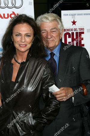 Jacqueline Bisset and Seymour Cassel
