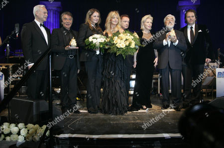Guest, Roberto Cavalli with wife, Eva Duringer, Goldie Hawn, Udo Kier, Ute Ohoven, Mario Adorf, Michael Ohoven