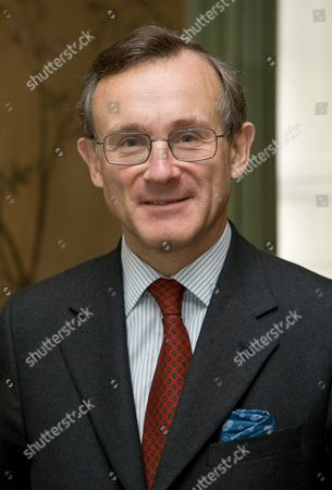 Stock Image of Charles Gray, Her Majesty's Marshal of the Diplomatic Corps, St. James's Palace