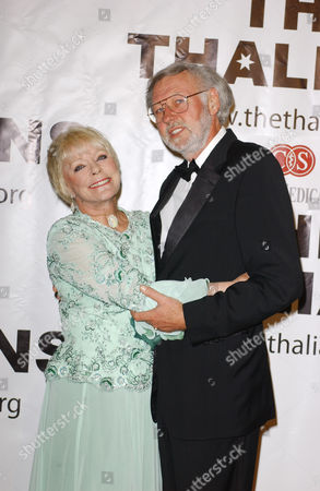 Elke Sommer and husband Wolf Walther