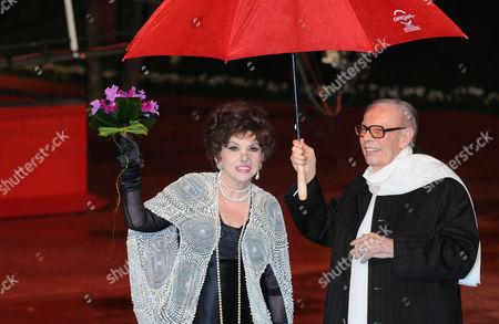 Gina Lollobrigida, Gian Luigi Rondi