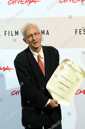 Editorial picture of Rome International Film Festival, Rome, Italy - 31 Oct 2008
