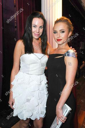 Cassandra Mann and Hayden Panettiere