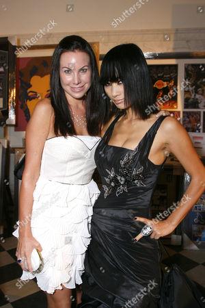 Cassandra Mann and Bai Ling