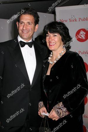 James Rubin, Christiane Amanpour