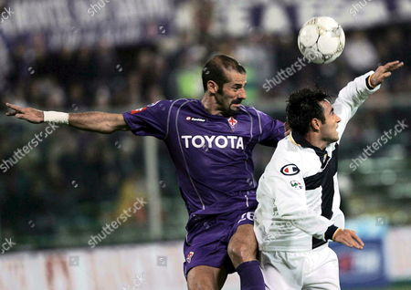 Editorial photo of Italy Soccer Fiorentina Vs Parma - Oct 2005