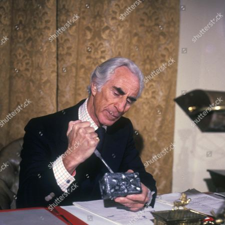 Stock Image of 'Quest For Eagles'   TV Ferdy Mayne