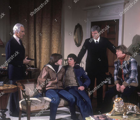 'Quest For Eagles'   TV Ferdy Mayne, Gina McKee, Michael Yeaman, Hans Meyer and Tom Harris