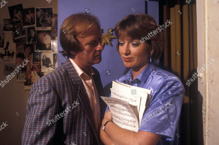 'Who's Our Little Jenny Lind?'   TV Dennis Waterman as Tommy Dixon and Kathy Jamieson as April Bray