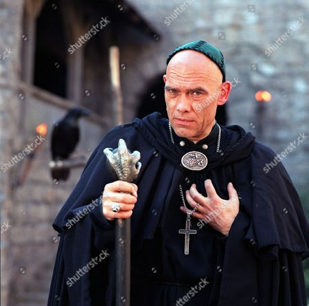'Cadfael'   TV 'The Raven in the Foregate' Peter Guinness
