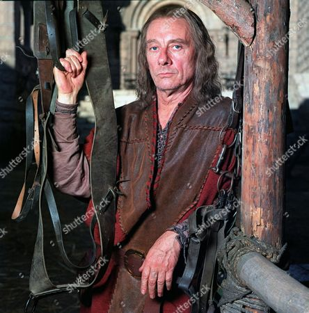 'Cadfael'   TV 'The Raven in the Foregate' Tom Georgeson