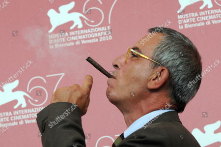 Editorial image of Italy Venice Film Festival 2010 - Sep 2010