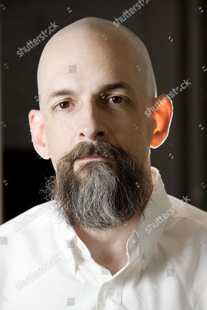 Stock Picture of Neal Stephenson