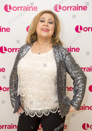 Editorial photo of 'Lorraine' TV show, London, UK - 30 Jan 2017