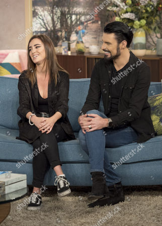 Editorial picture of 'This Morning' TV show, London, UK - 30 Jan 2017