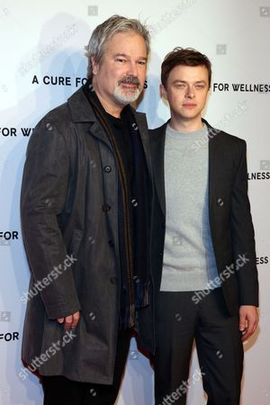 Gore Verbinski and Dane Dehaan