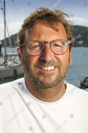 Mitch Tonks of the Seahorse Restaurant, Dartmouth