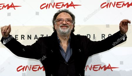 Film Director Alessandro Capone Presents the Film 'L'amour Cach?' at the Rome Film Festival on 20 October 2007 in Rome Italy Italy Rome