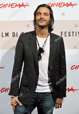 British Actor Jack Huston Grandson of Director John Huston and Nephew of Actor Anjelica Huston Poses During the Photo Call For the Film 'Il Giardino Dell'eden' (the Garden of Eden) by British Movie Director John Irvin in Rome Late 26 October 2008 Presented out of Competition at the 3rd Rome International Film Festival Set on the Cote D'azur in the Lost Generation of the 1920s the Film is About the Ambiguous and Complex Relationship Between a Young Successful Writer His Fascinating Rebellious and Unconventional Wife and the Other Woman who is Attracted to Them Both in the Background Lurks the Shadow of an Adventurous and Dominating Father Sex and Damnation in the Cinematographic Version of the Eponymous Novel by Ernest Hemingway Italy Rome