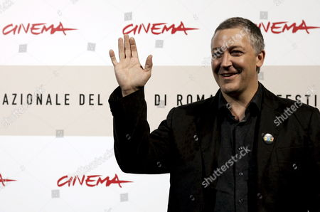 Stock Photo of British Actor Simon Reynolds During the Photo Call of the Film 'Only' by Canadian Director Ingrid Veninger at the 3rd International Film Festival in Rome Italy 27 October 2008 Italy Rome