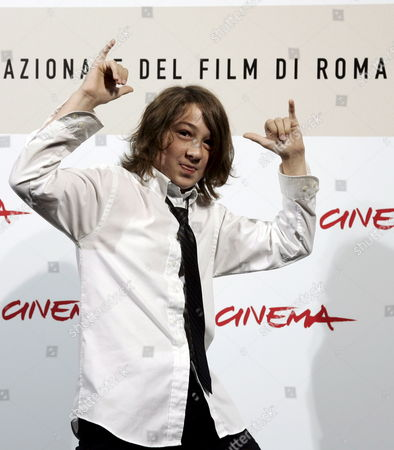 Editorial picture of Italy Film Festival - Oct 2008